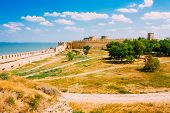 Ukraine, Odessa Region. Belgorod-dniester Fortress. Akkerman Fortress - A Monument To The History Of