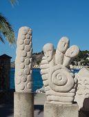 Sculptures Puerto Soller