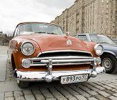 Retro Car Dodge