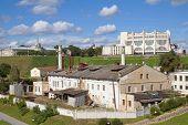Old Industrial Building In Grodno, Belarus
