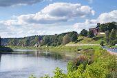 Neman River, Grodno, Belarus
