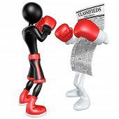 Boxer Versus Employment Classifieds