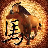 Chinese New Year 2014 Year Of The Horse