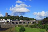 Viaduct, Newport, Ireland.