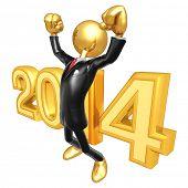 Businessman Success 2014