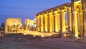 The Luxor Temple