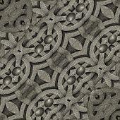 Islamic Arabesque Decorative Pattern