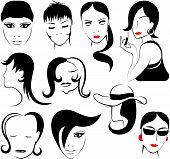 Feminine Face