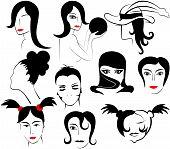 Feminine Face 2