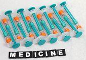 Empty Syringes