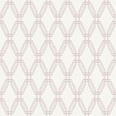 Geometric Abstract Seamless  Pink Pattern