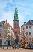 Denmark. Copenhagen. High Bridge Square