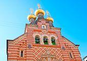 Denmark. Copenhagen. The Alexander Nevsky Church