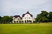 The Palace (ban Purn)at Petchaburi Province,thailand