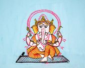 stock photo of ganesh  - Ganesh - JPG
