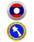 Button As A Symbol  Laos