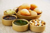 Panipuri or Gol Gappa or Chaat