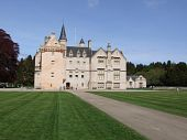 Brodie Castle, Scotland.