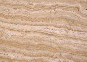 Polished Stone Closeup