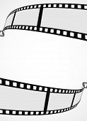 foto of strip  - film reel strip abstract frame background  - JPG