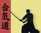 picture of aikido  - Aikido the man with we throw - JPG