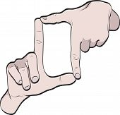 Frame Of Hands