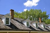 picture of gable-roof  - The gable - JPG