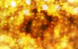 image of feeling better  - Glittered Sparkling space with better contrast and golden fire feel - JPG