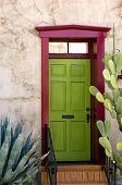 Tucson House Door