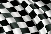 Checkered Flag, bitmap copy