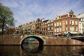 Amsterdam City Water View