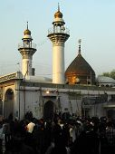 picture of muharram  - The talkatora shrine at lucknow india - JPG