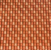 Roof In Old Town, Dubrovnik