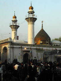 picture of muharram  - The talkatora shrine at lucknow india - JPG