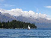 Lake Whakatipu, Queenstown, New Zealand