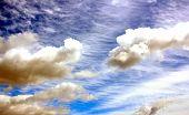 clouds ominous