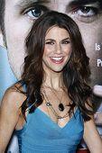LOS ANGELES - 27 september: Samantha Harris aankomen op de
