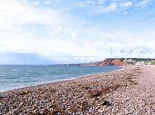 Rocky Beach In England