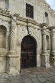 Alamo Chapel Entrance