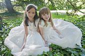 Communion Girls