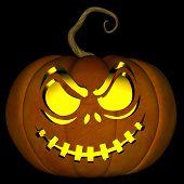 Halloween Jack O Lantern 03