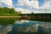picture of samson  - Beautiful historic park Peterhof in st - JPG