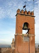 Torre de la vela, Alhambra - Granada