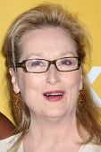 LOS ANGELES - JUN 12:  Meryl Streep arrives at the City of Hope's Music And Entertainment Industry G