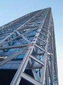 Skyscraper To The Sky poster