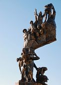 Monument of Victory in Turkey