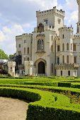 Hluboka nad Vltavou castle, Czech Republic