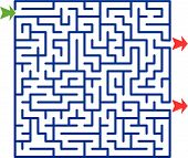 Lab1_Ok [P\770Eveden\775].Epsvector Illustration Of Maze