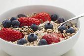 Pequeno-almoço cereais - Muesli
