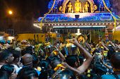 Thaipusam Crowd